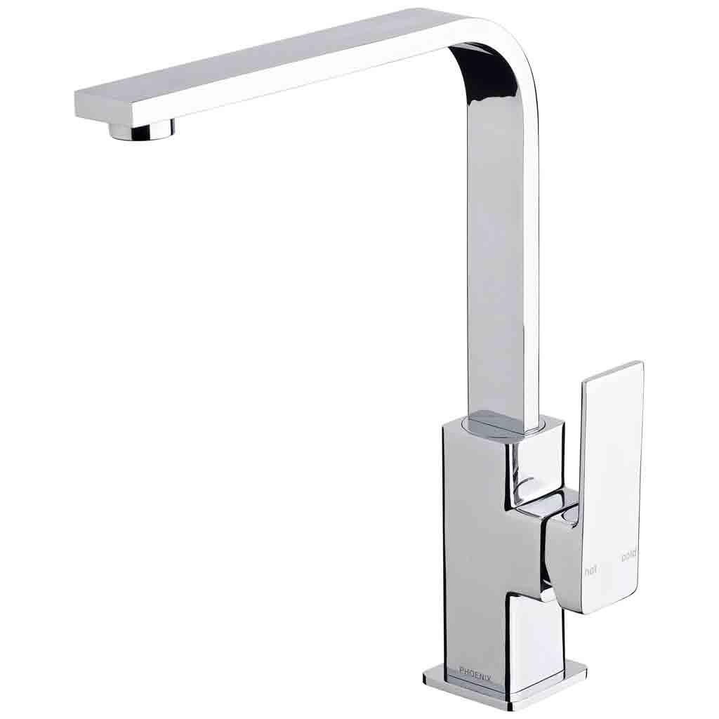 Radii Sink Mixer 240mm