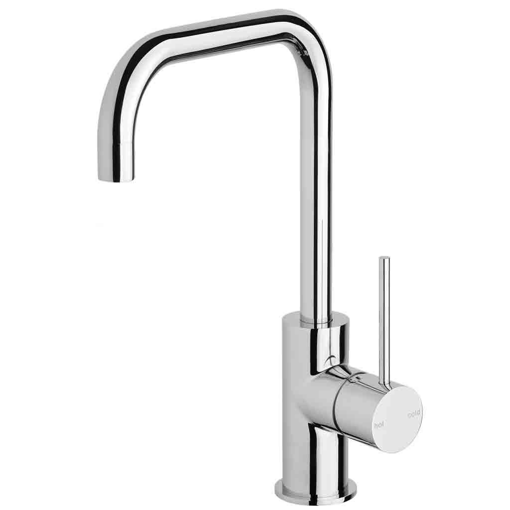 Vivid Slimline Sink Mixer 160mm Squareline