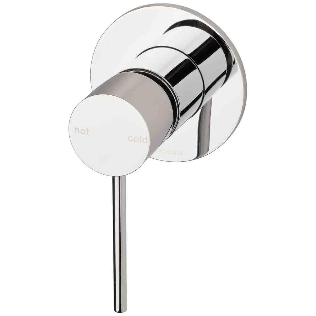 Vivid Slimline Shower / Wall Mixer