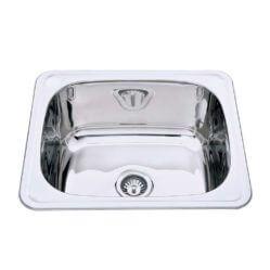 SS Laundry Sink 600x500x240 45L