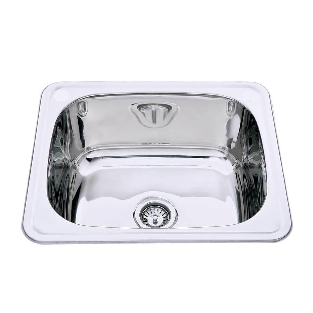 Stainless steel laundry sink singapore utility sink - Best caulk for undermount kitchen sink ...