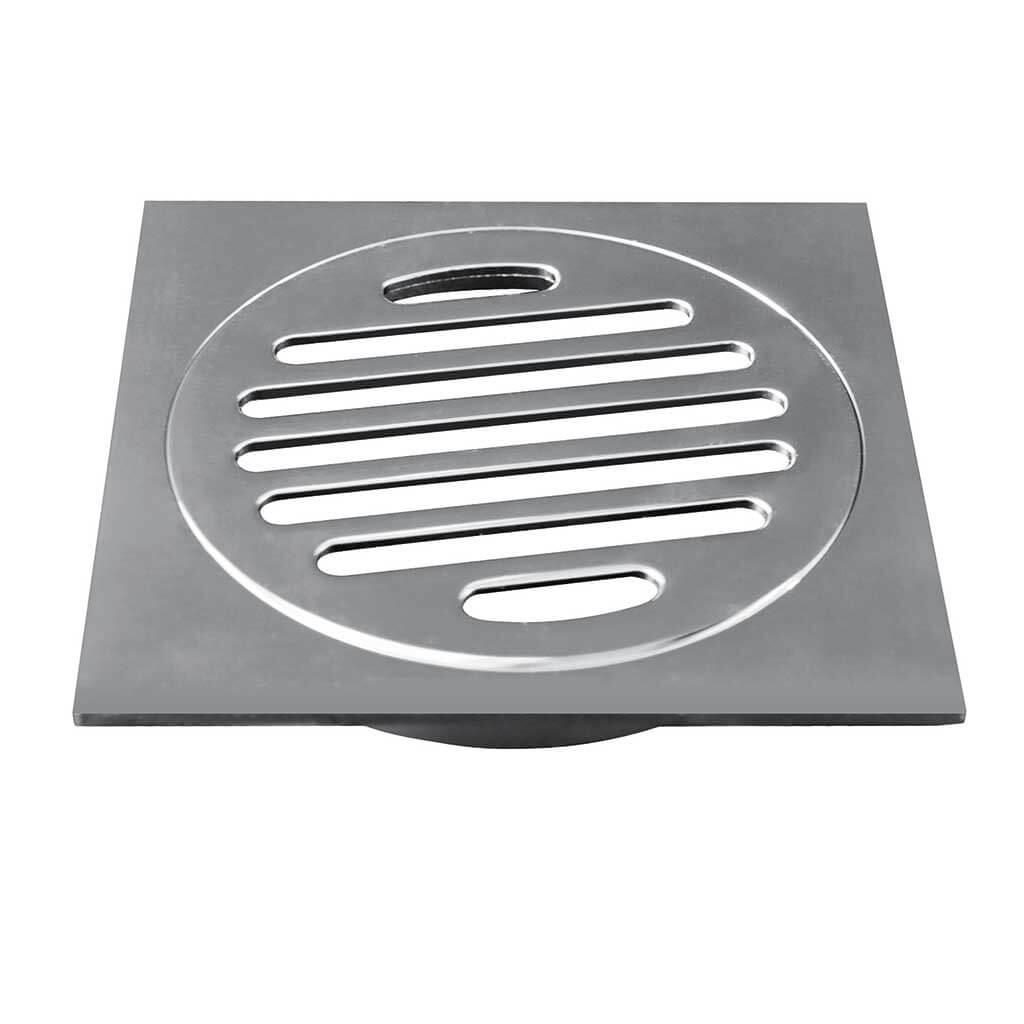 Floor Waste Square 110x110x95 90c