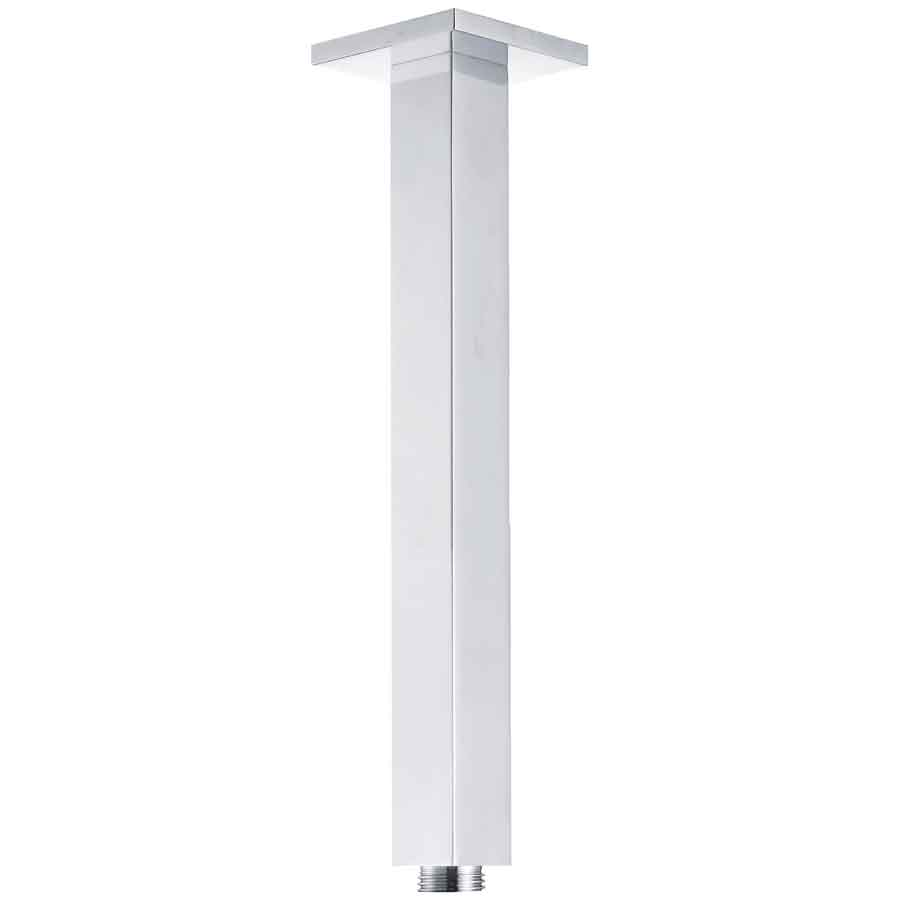 Jazz Ceiling Shower Arm 200mm Sq