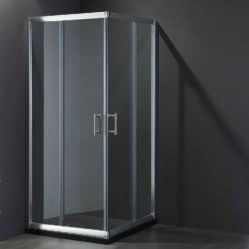 Juro Square Shower Screen 900