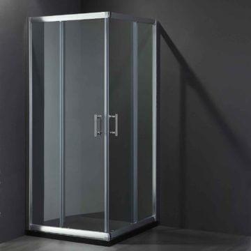 Juro Square Shower Screen 900