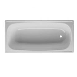Enameled Steel Bath 1500