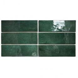 65X200 ARTISAN MOSS GREEN GLOSS